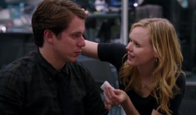 The Newsroom - Jim y Maggie