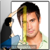 Sam Milby Height - How Tall