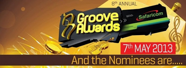 Full List of Groove Awards 2013 Nominees