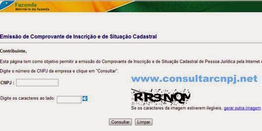 consultar cnpj online gratis
