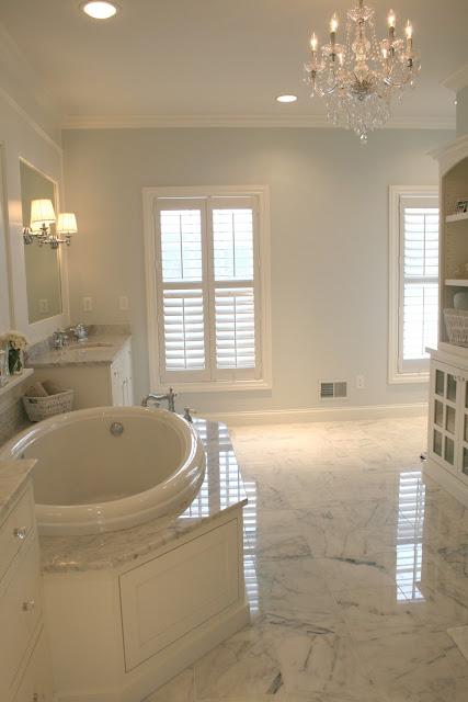 Heimsverden: et nydelig bad