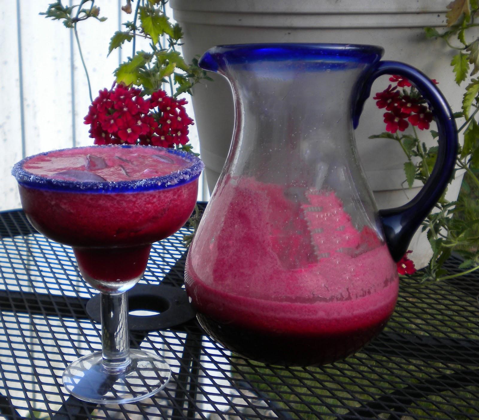 Banshee Sports: Cooking with Banshee: Blackberry Margarita