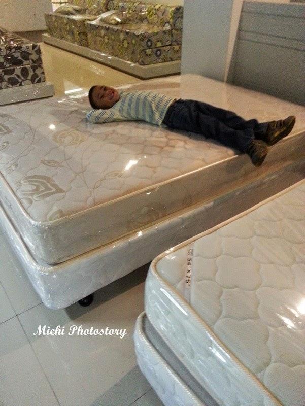 Michi Photostory Bed Mattress From Mandaue Foam