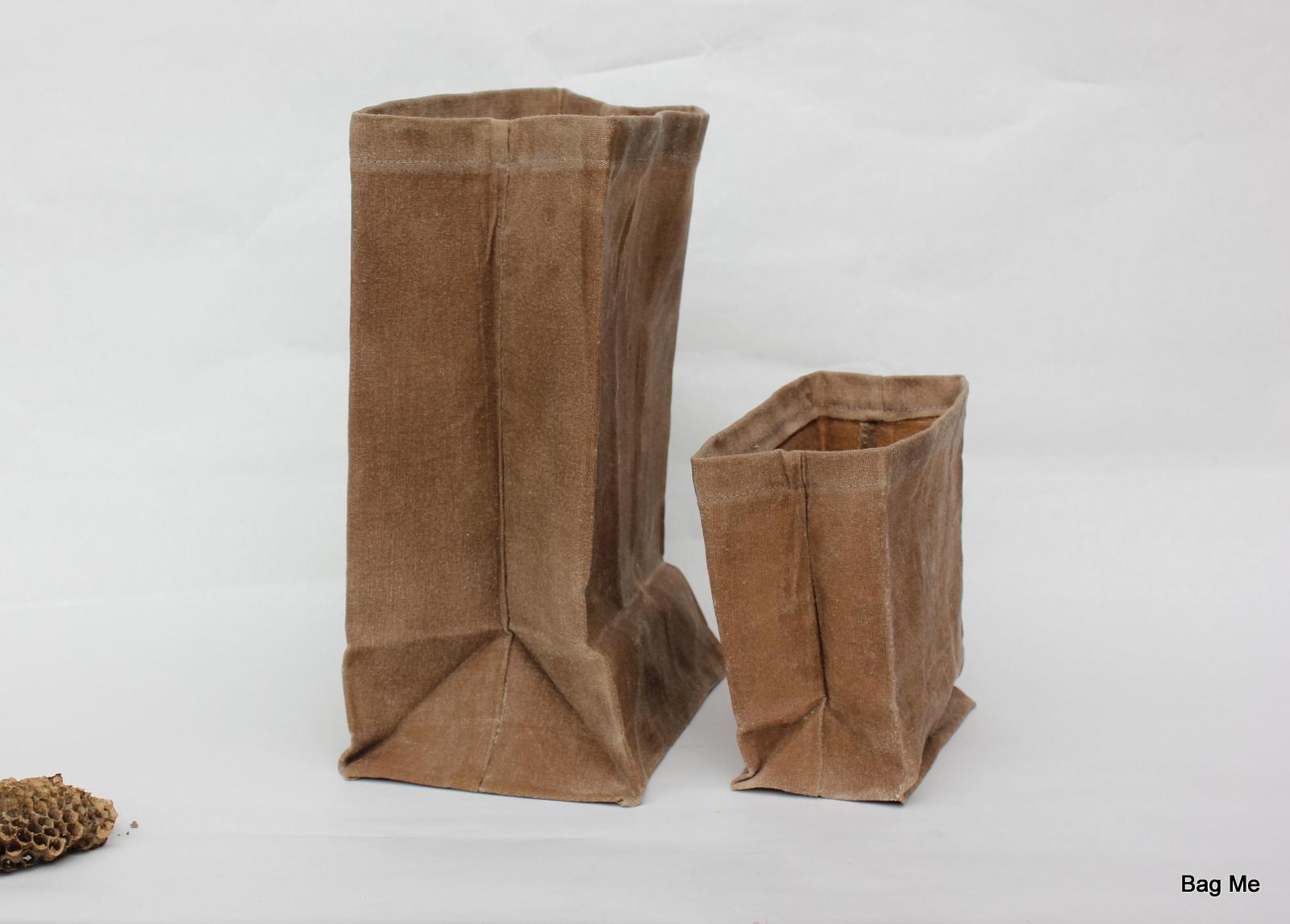 DIY: Voskované sáčky