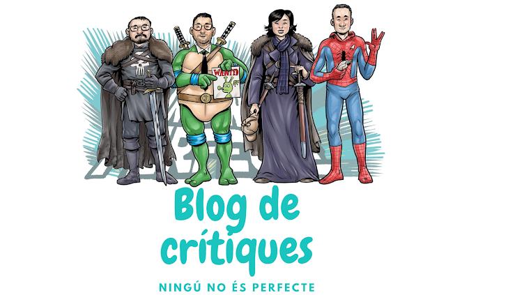 Blog de crítiques del Ningú no és perfecte