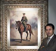 Cuadro del Rey Juan Carlos I