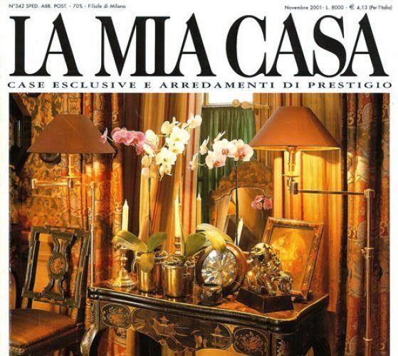 Ilclanmariapia riviste for Riviste di arredamento casa