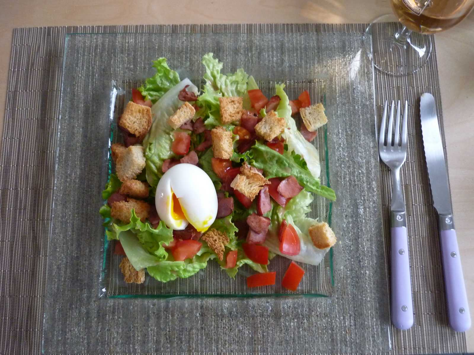 Le blog 39 art d 39 aurore - Salade d ete composee ...
