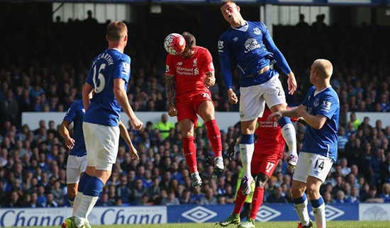 Everton 1 x 1 Liverpool - Premier League 2015/16