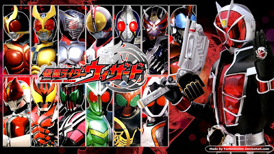 Kamen Rider Wizard Episode 01 – 53 Subtitle Indonesia
