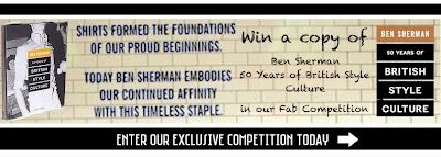 50 Years of Ben Sherman + Win and copy of 'Ben Sherman: 50 Years of British Style Culture'!