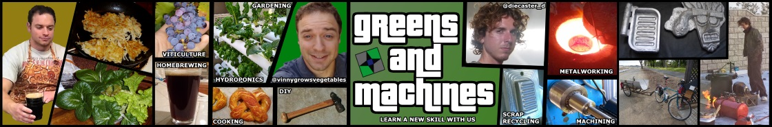 Greens and Machines