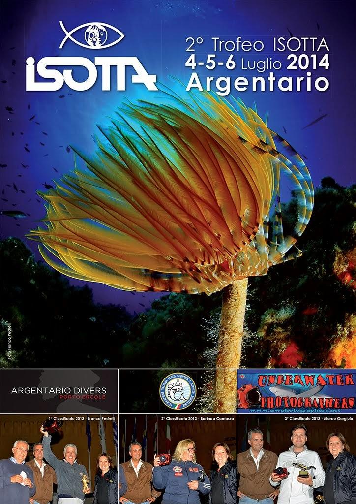 2° TROFEO ISOTTA ARGENTARIO 2014