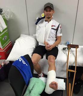 Akibat Kecelakaan Casey Stoner ini Kondisi Terkini Mantan Juara MotoGP itu