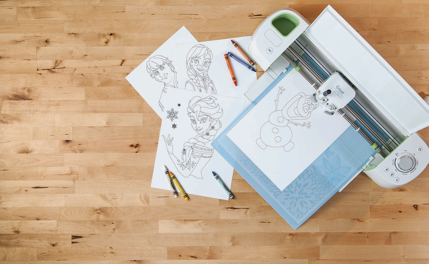 make your own coloring book!