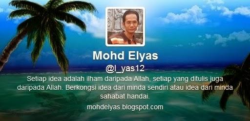 Ilham di Twitter