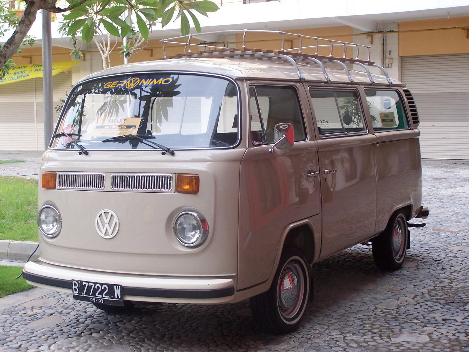 vintage volkswagen indonesia volkswagen type 2 bus transporter kombi van late bay window. Black Bedroom Furniture Sets. Home Design Ideas