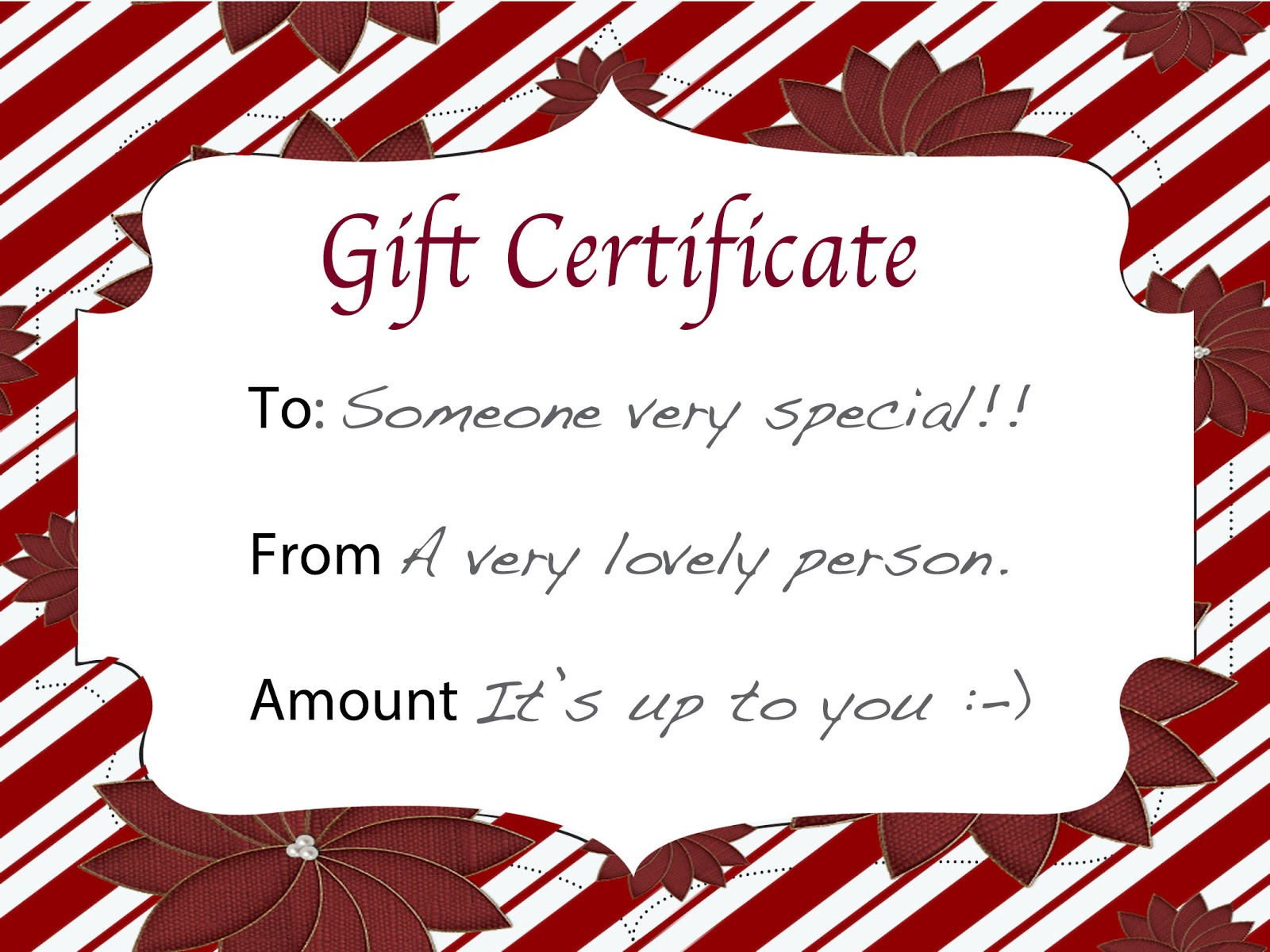 This Certificate Entitles the Bearer Template  Best Templates