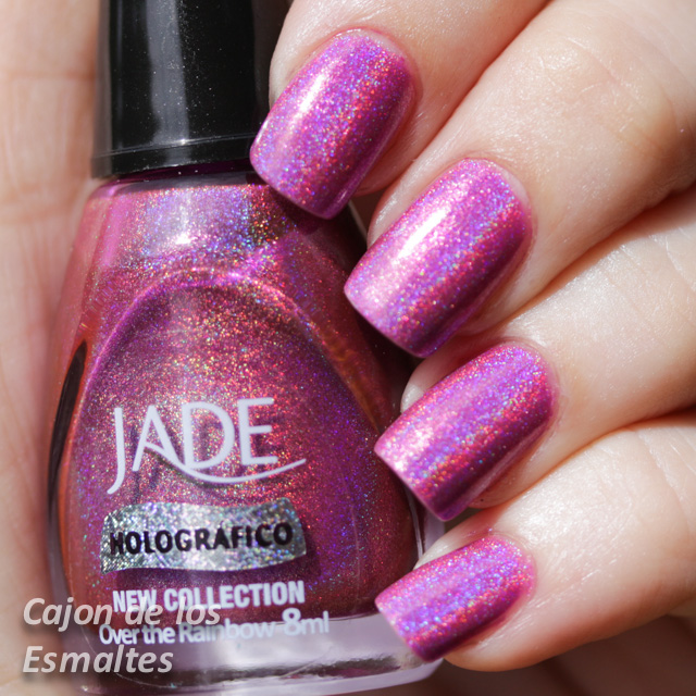 Jade - Over the rainbow - tres manos al Sol