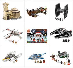 All LEGO Star Wars Sets