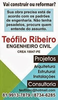 DR. TEÓFILO RIBEIRO
