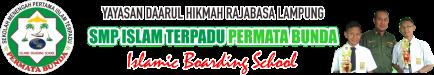 SMP IT Permata Bunda Islamic Boarding School Bandar Lampung