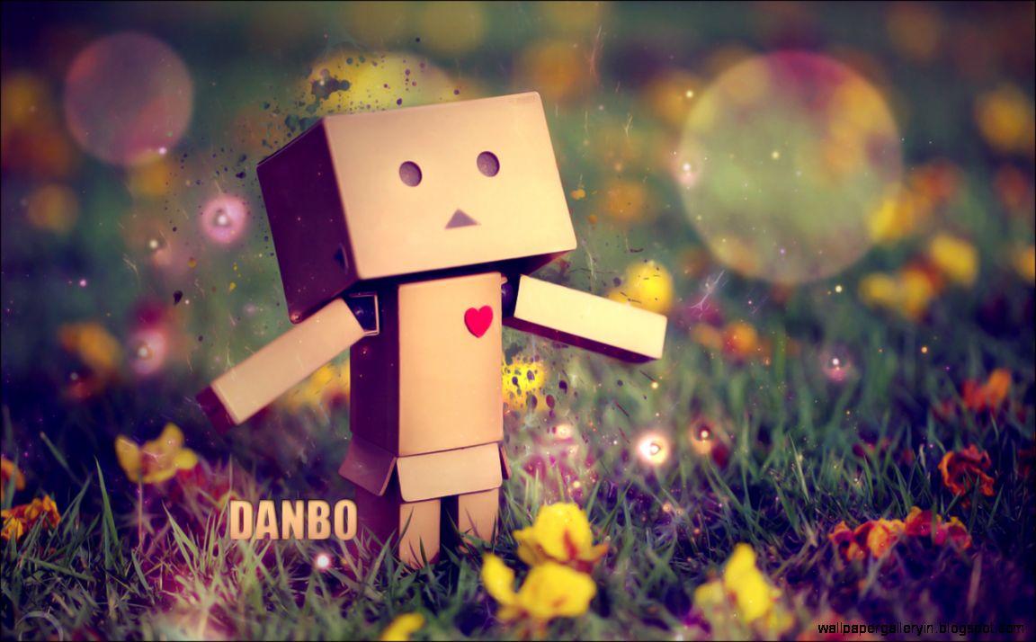 Danbo Cute Wallpapers for Desktop