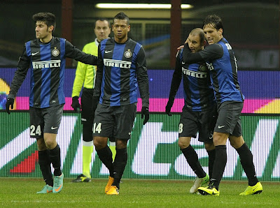 Inter-Pescara 2-0 highlights