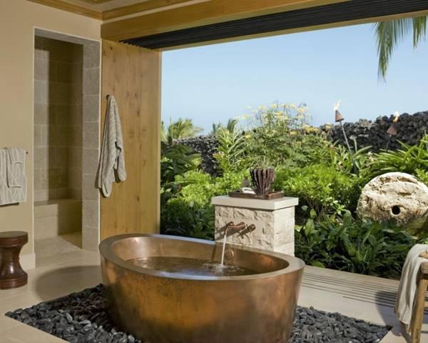 حمامات فاخرة ليست مجرد حمامات إتها غرف للاسترخاء والحلم