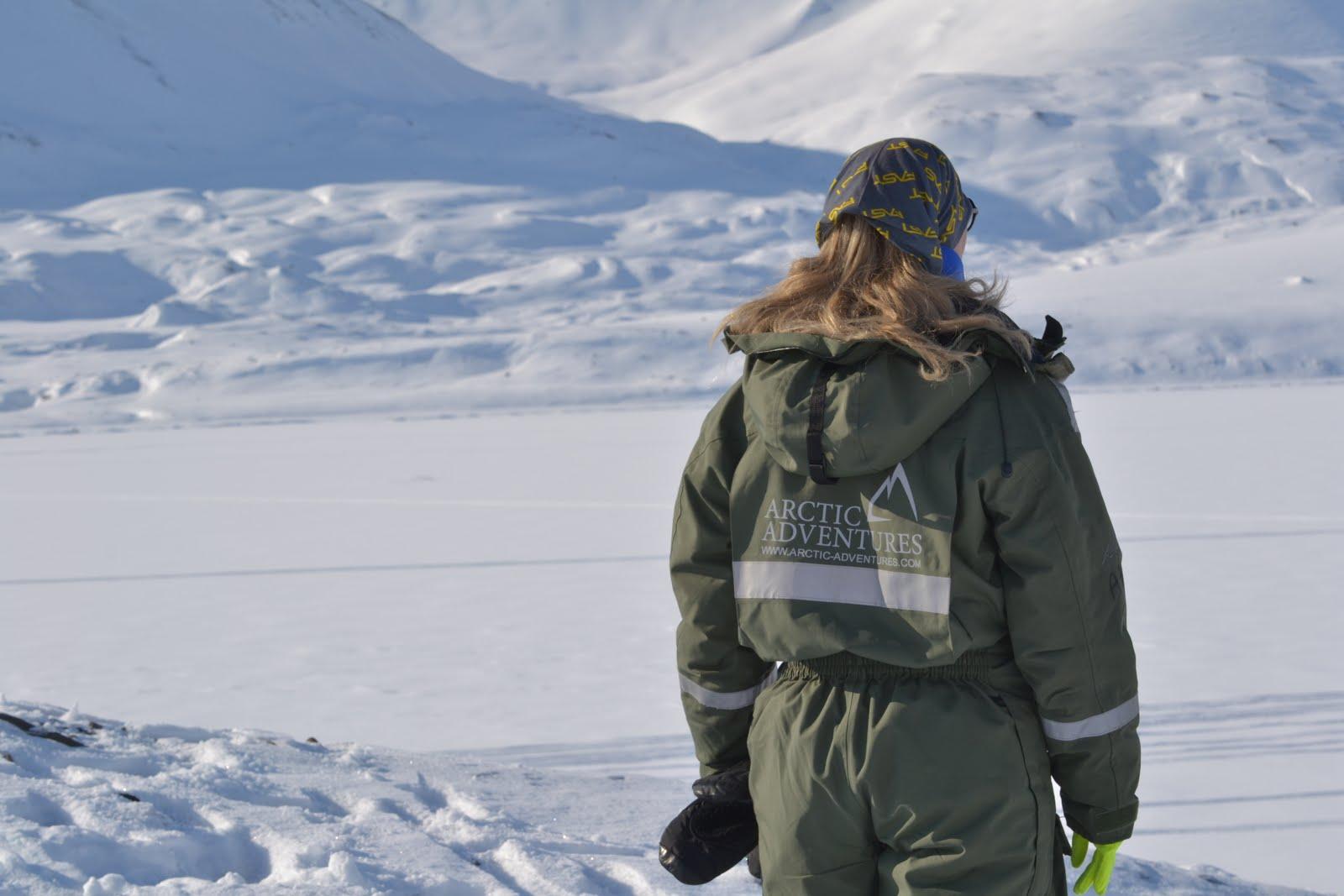 Svalbard april 2016