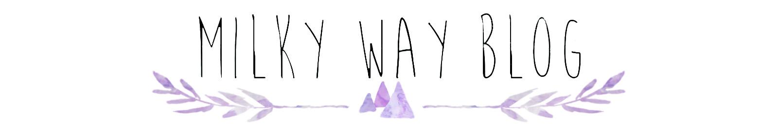 Milky Way Blog