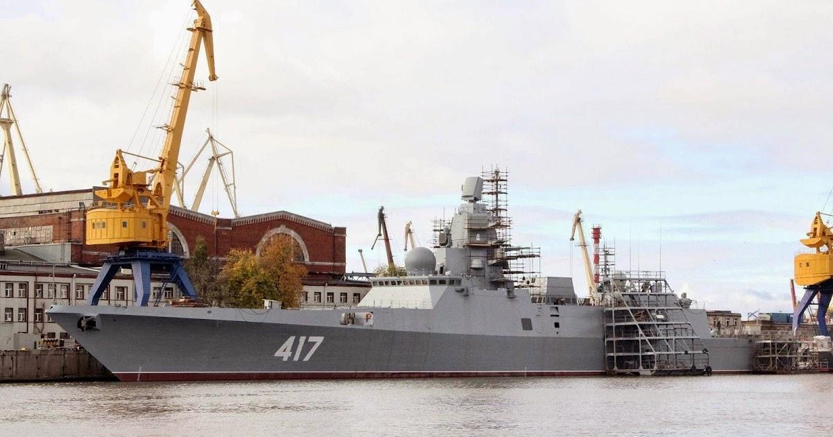 El Blog de Espacial.org: Imágenes varias de la Armada de Rusia