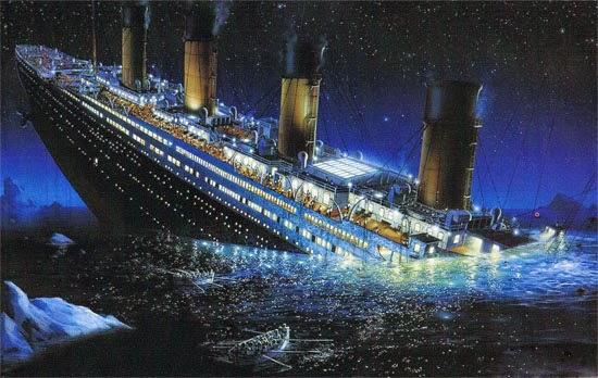 Acidente do Titanic