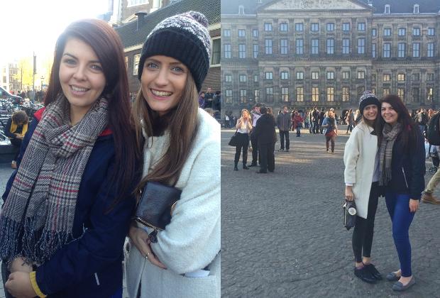 Girls trip to Amsterdam