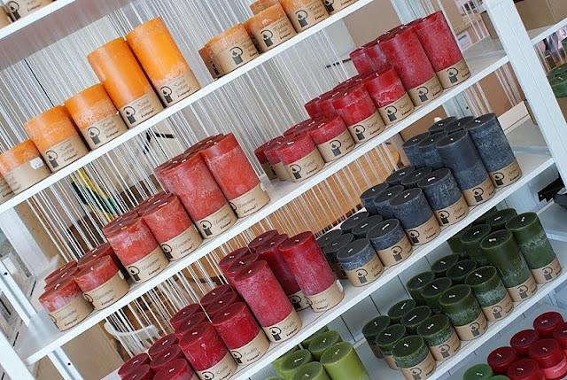 tuoksukynttilä, puttipaja, sisustusliike, zicos