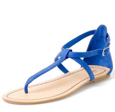zapatos verano 2011 Stradivarius