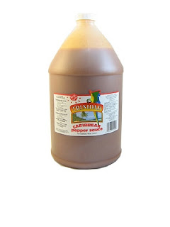 Trinidad Caribbean Pepper Sauce