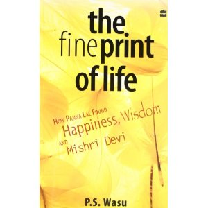 Book Review: The Fine Print of Life