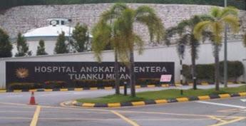 Hospital Angkatan Tentera Tunku Mizan
