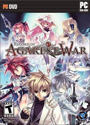 Agarest Generations of War PC Game Free Download