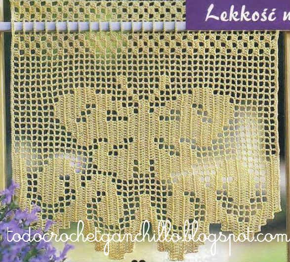 Cortinas De Baño Hechas A Mano:Blog a Crochet – ACrochet