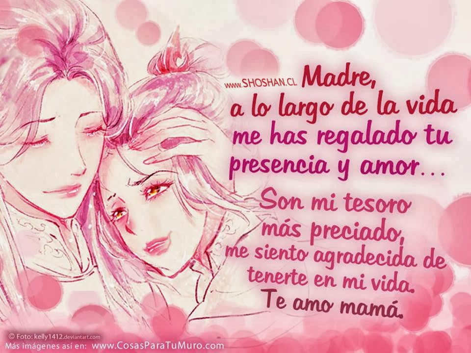 te amo mami Quotes