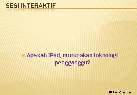 case study from chapter 3 is the ipad a disruptive technology