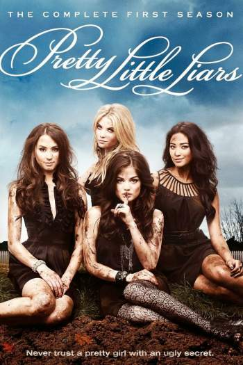 Pretty Little Liars 1ª Temporada Torrent - BluRay 720p Dublado