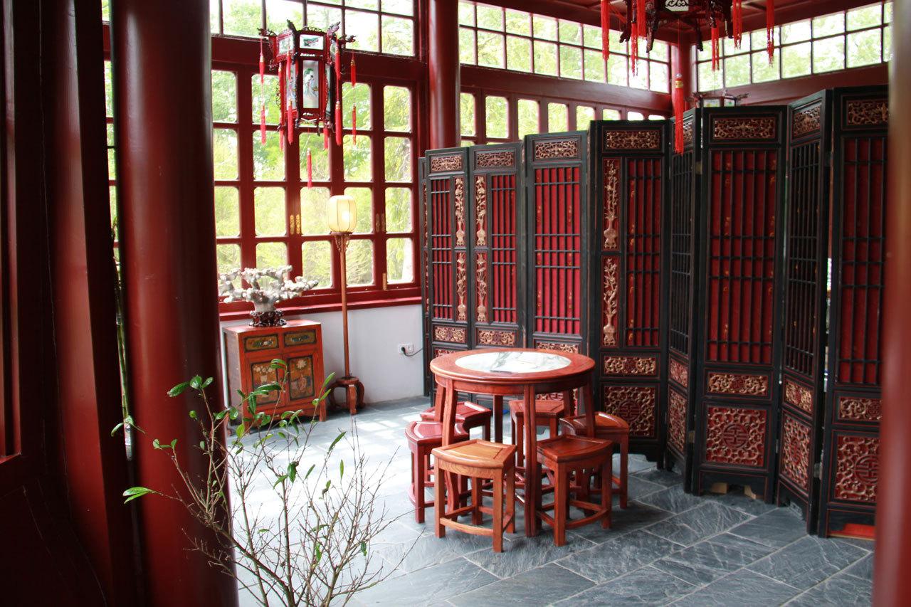 Envievoyages pairi daiza un jardin des mondes for Interieur de la maison