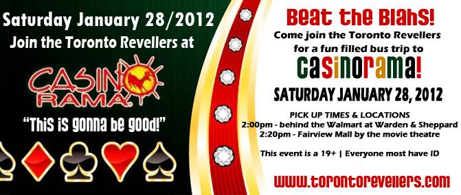 Casino rama bus trip rivers casino pittsburgh job fair