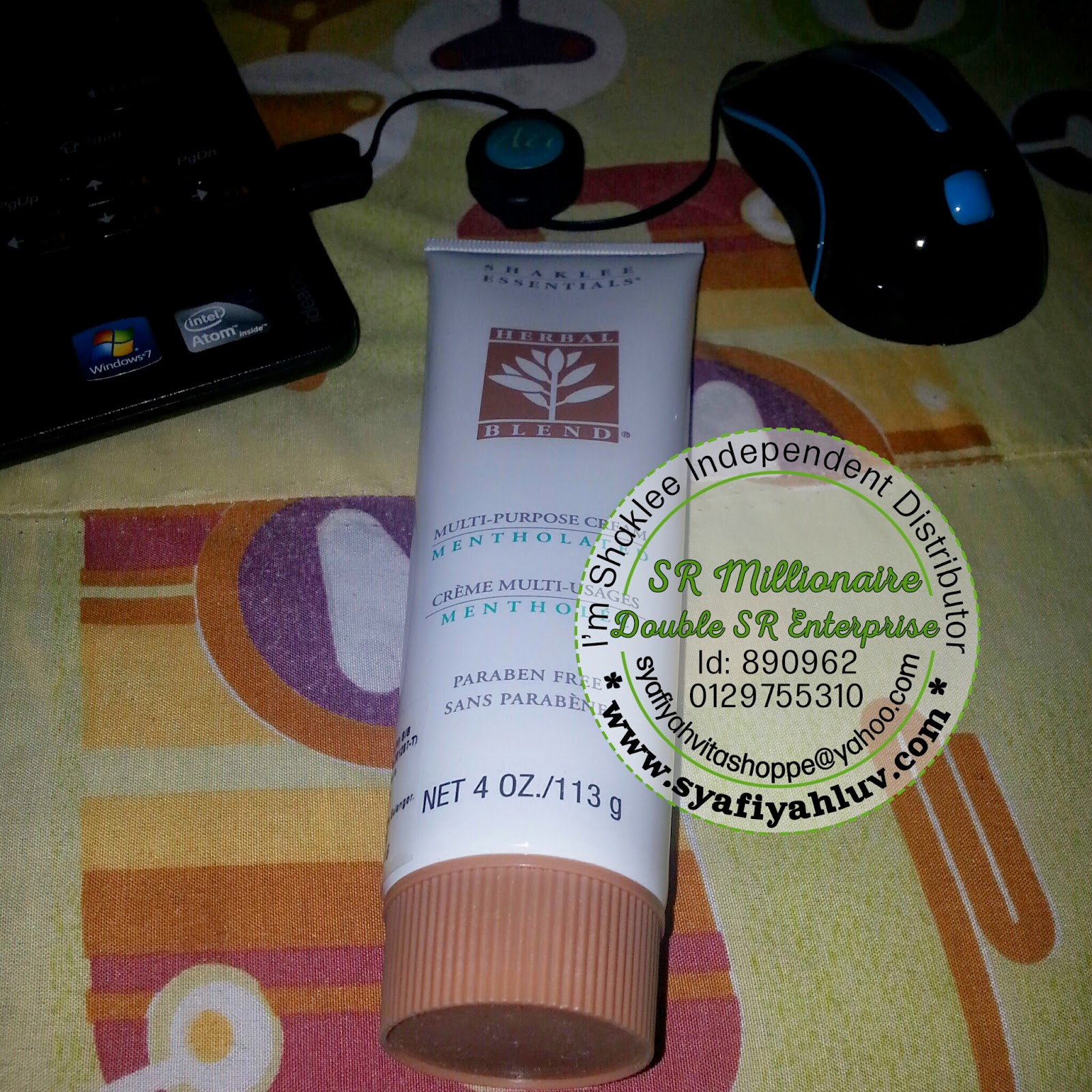 multipurposed cream