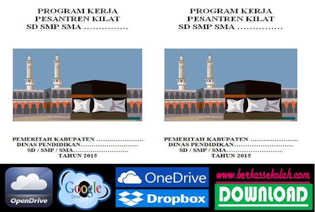Program Kerja PASKIL SD SMP SMA Tahun 2015