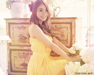 KARA Seungyeon Bye Bye Happy Days Wallpaper