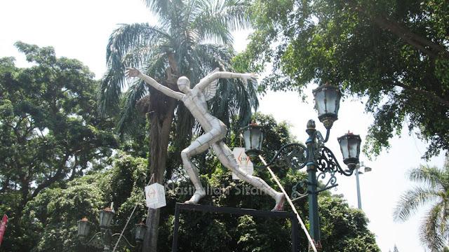 Masih mengenai Patung sepanjang jalan Malioboro